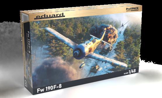 Fw 190F-8 1/48  - 1