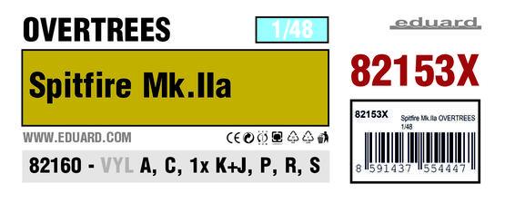 Spitfire Mk.IIa OVERTREES 1/48