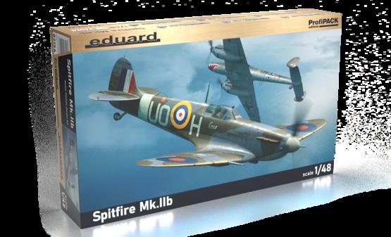 Spitfire Mk.IIb 1/48  - 1
