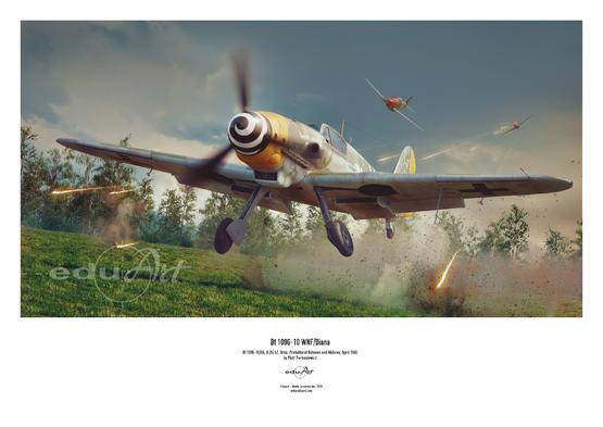 Bf 109G-10 WNF/Diana
