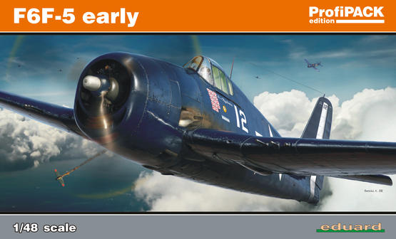 F6F-5 early 1/48