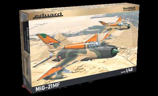 MiG-21MF 1/48  - 1