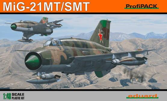 МиГ-21СМТ 1/48