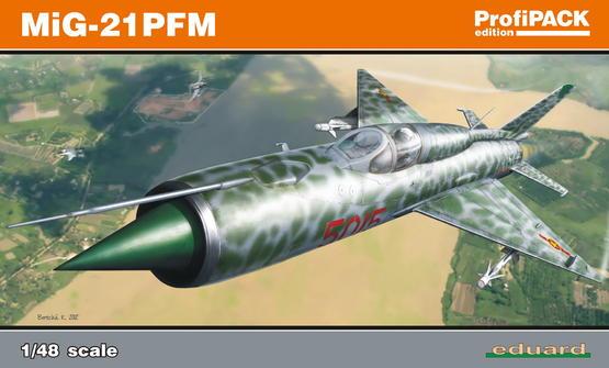 МиГ-21ПФМ 1/48