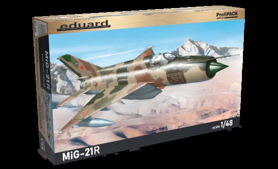 MiG-21R 1/48  - 1