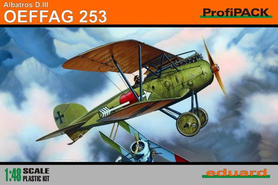 Albatros D.III OEFFAG 253 1/48