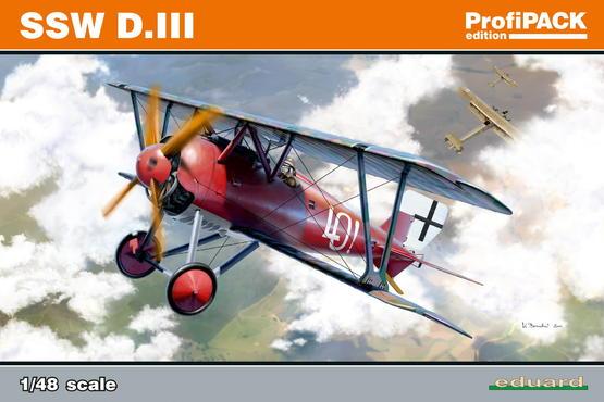 SSW D.III  (再版) 1/48