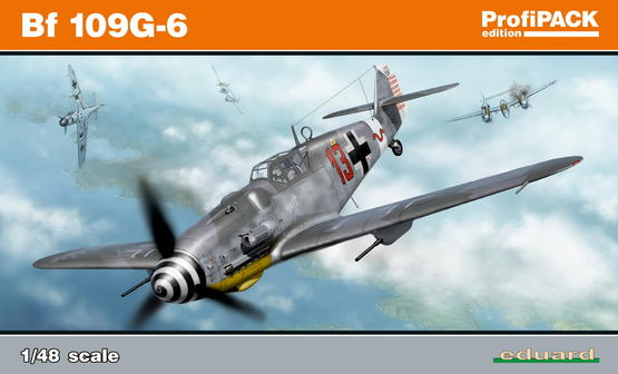 Bf-109 G-6 d'Eduard: Désastre total ou Erreurs corrigables? 8268