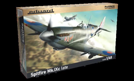Spitfire Mk.IXc late version 1/48  - 1