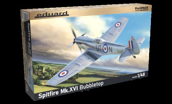 Spitfire Mk.XVI Bubbletop 1/48  - 1