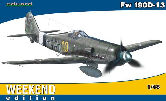 Fw 190D-13 1/48