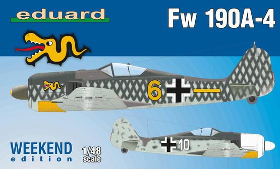 Fw 190A-4 1/48