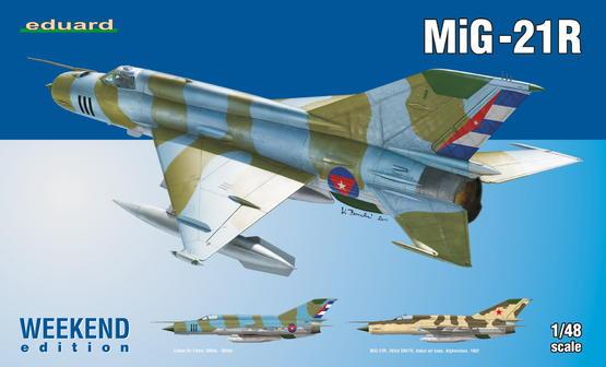 MiG-21R 1/48