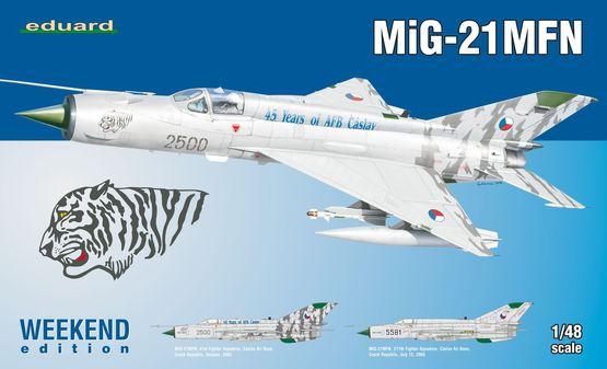MiG-21MFN 1/48