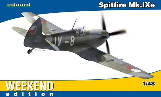 Spitfire Mk.IXe 1/48