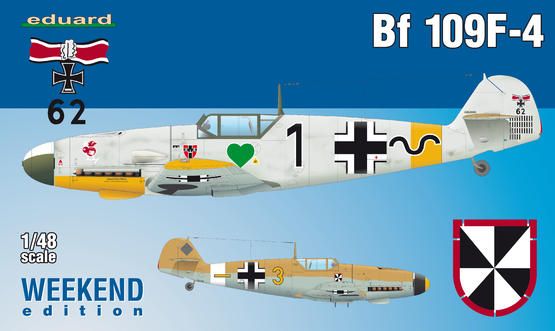 Bf 109F-4 1/48
