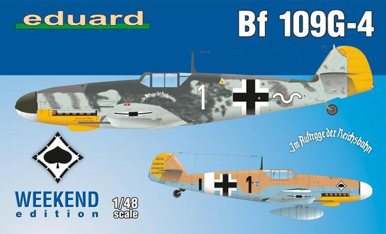 Bf 109G-4 1/48