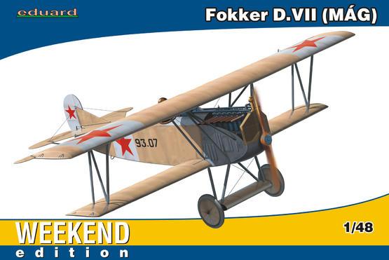 Fokker D.VII MAG 1/48