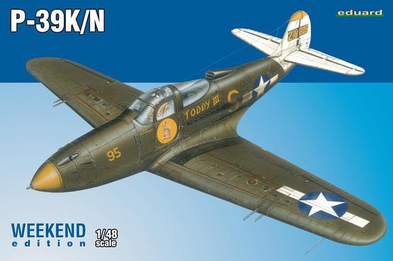 P-39K/ N 1/48