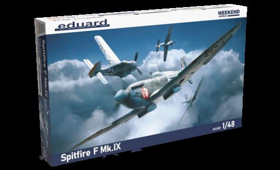 Spitfire F Mk.IX 1/48  - 1