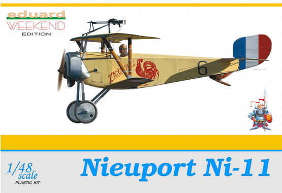 Nieuport Ni-11 1/48