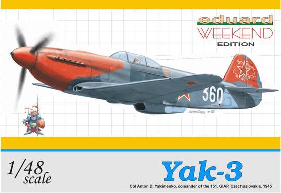 YAK-3 1/48