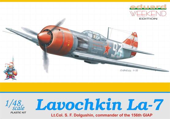 Lavochkin La-7 1/48