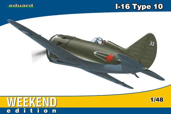 I-16 type 10 1/48