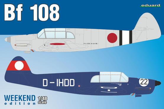 Bf 108 1/48