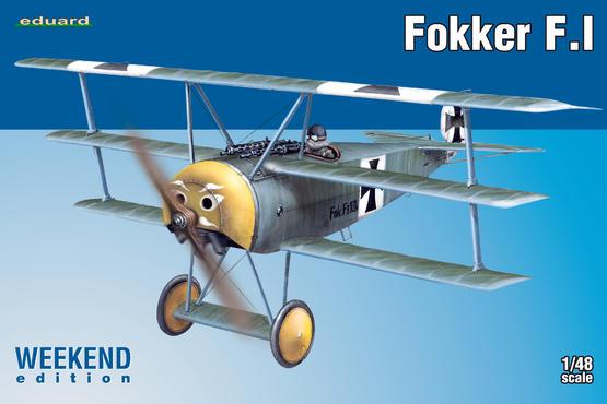 Fokker F.I 1/48