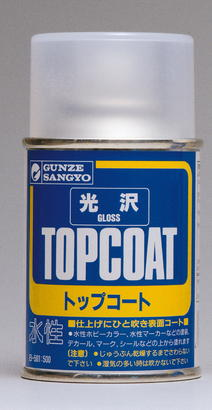 Mr.Top Coat Gloss 86ml