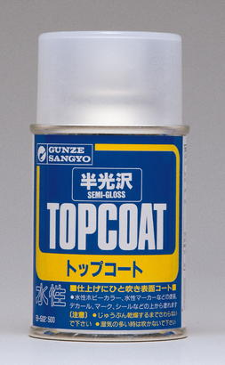 Mr.Top Coat Semi-Gloss 86ml