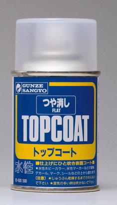 Mr.Top Coat Flat 86ml