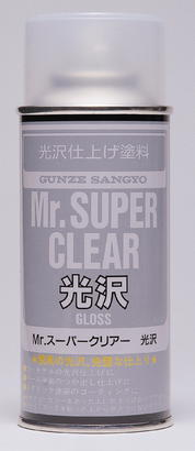 Mr.Super Clear Gloss - lak lesklý 170ml