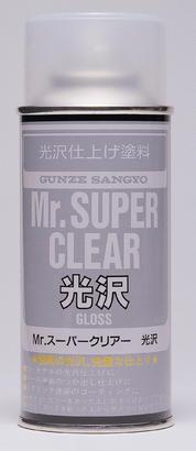 Mr.Super Clear Gloss - lak lesklý 170ml