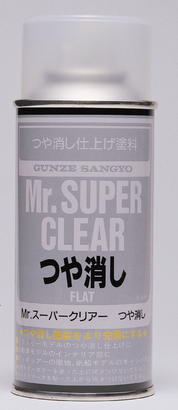 Mr.Super Clear Flat 170ml