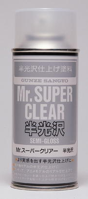 Mr.Super Clear Semi-Gloss 170ml