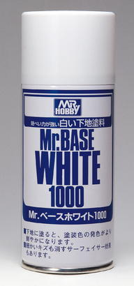 Mr.Base White 1000 - základ bílý 180 ml