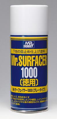 Mr.Surfacer 1000 - грунтовка-спрей 170 мл