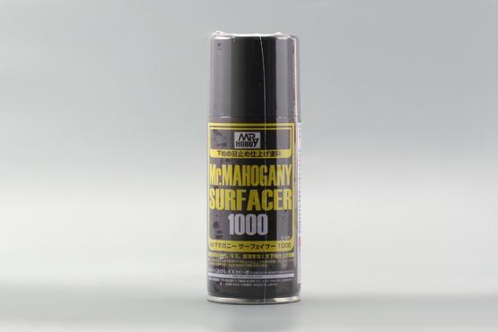 Mr.Mahogany Surfacer 1000 - mahagon - 170ml