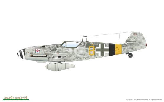 Bf 109G-14 1/48  - 1