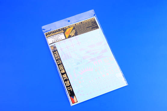 Fw 190A-2/3/4 markings WET TRANSFER decals 1/48