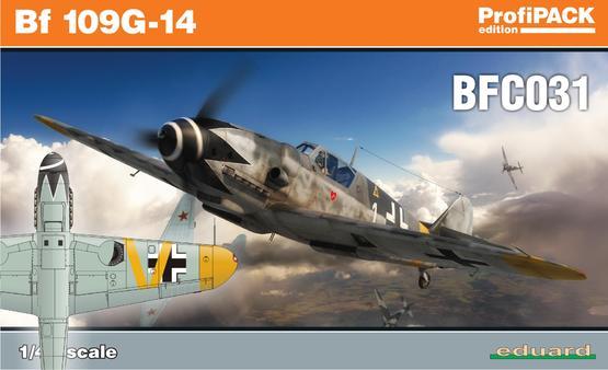 Bf 109G-14 JG 52 1/48  - 1