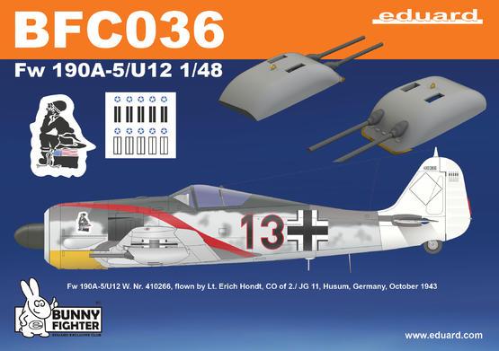 Fw 190A-5/U12 kit 1/48 1/48