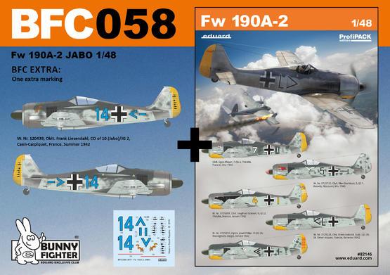 Fw 190A-2 JABO 1/48  - 1