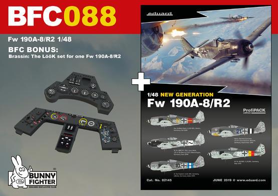 Fw 190A-8/R2 1/48  - 1