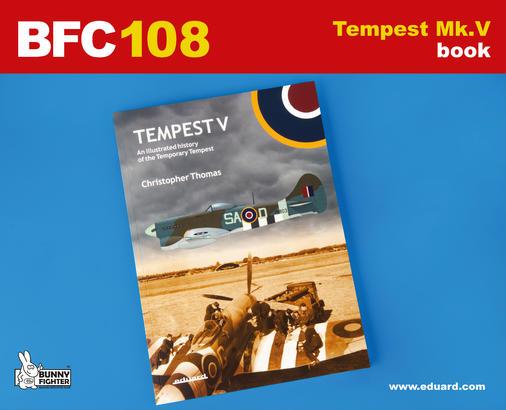 Tempest Mk.V - book  - 1