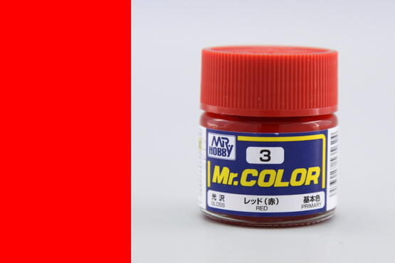 Mr.Color - red