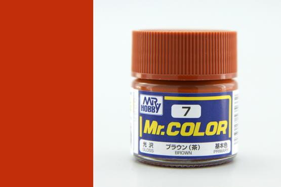 Mr.Color - коричневый