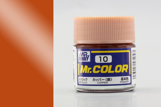 Mr.Color - Copper